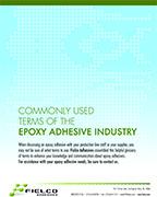 Common Epoxy Terms